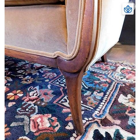 Montmartre Velvet Settees For Sale - Image 4 of 10