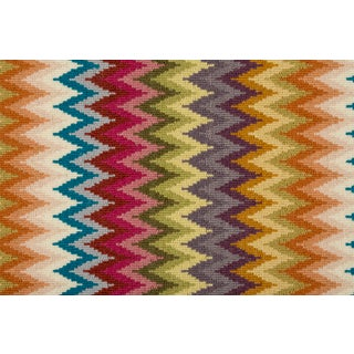 Stark Studio Rugs 100% Wool Rug Baci - Multi 5 X 8 For Sale