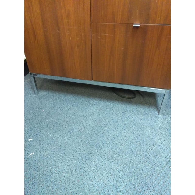 Knoll Mid-Century Modern Wood Credenza - Image 9 of 9