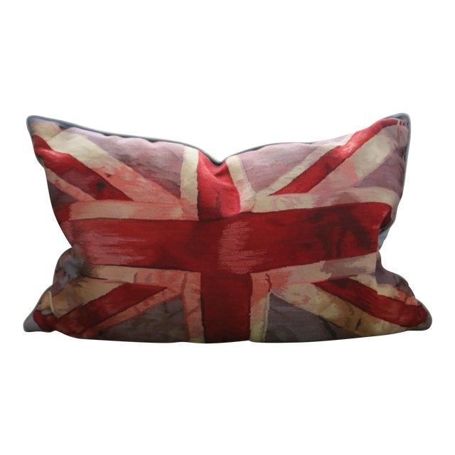 """Vivienne Westwood """"Flag"""" Pillow - Image 1 of 3"""