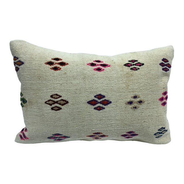 Patterned Decorative Turkish Handmade Ethnic Cushion Cover For Sale