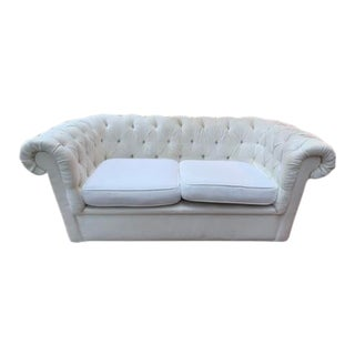 Small Chesterfield Sofa For Sale