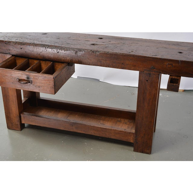 Early 19th Century French 19th Century Work Bench For Sale - Image 5 of 13
