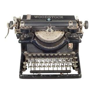 Antique Woodstock Typewriter C.1933 For Sale