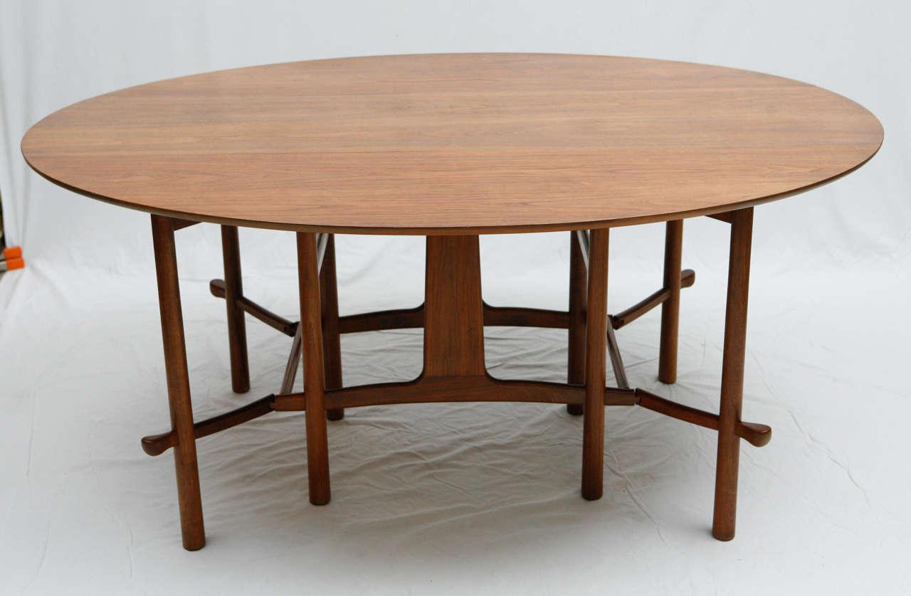 WorldClass Heritage Henredon Gateleg Table DECASO