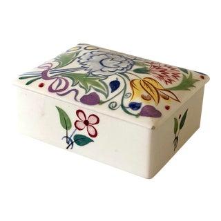 Poole English Trinket Box For Sale