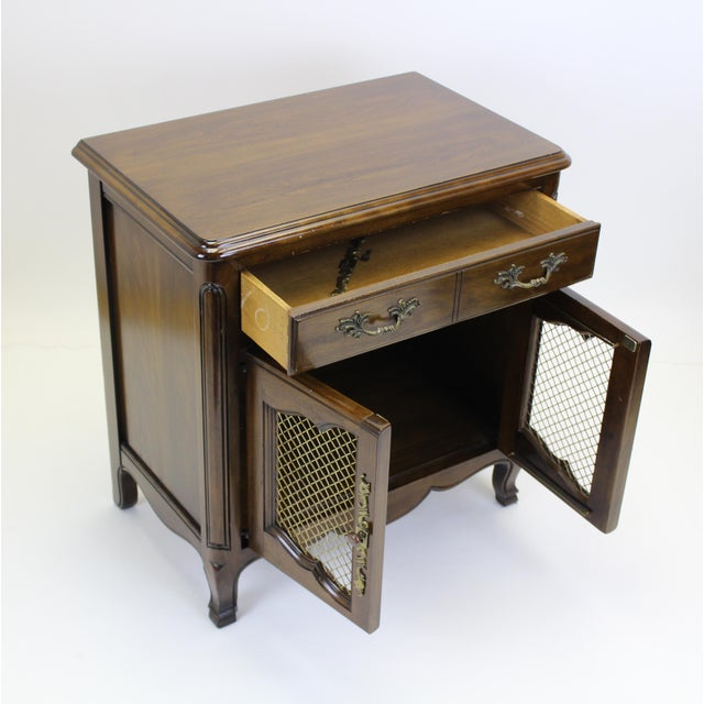 Vintage John Widdicomb Nightstands - A Pair For Sale - Image 5 of 9