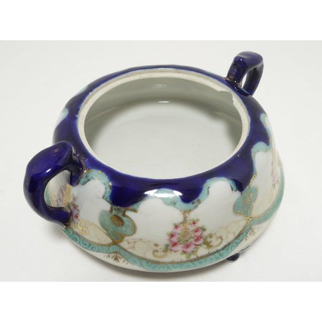 Antique Nippon Biscuit Jar - Image 6 of 7