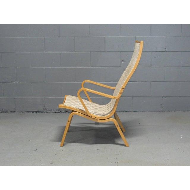 Mid-Century Modern Beech Armchairs by Finn Østergaard- a Pair For Sale - Image 3 of 8
