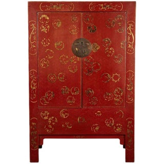 Chinese Cabinet 19th Century For Sale