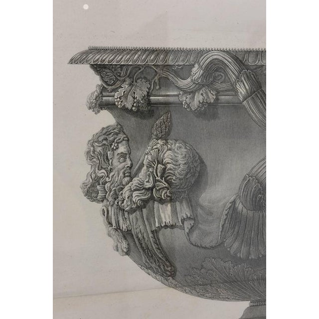 Mid 18th Century Set of Two Italian Copper-Plate Engravings by Giovanni Battista Piranesi For Sale - Image 5 of 10