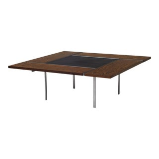 A coffee table by Preben Fabricius and Jorgen Kastholm For Sale