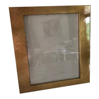 Aerin Gold Picture Frame For Sale
