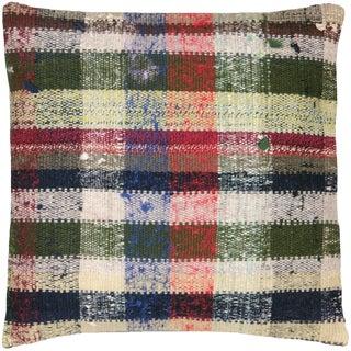 "Nalbandian - Turkish Rag Pillow - 20"" X 20"" For Sale"