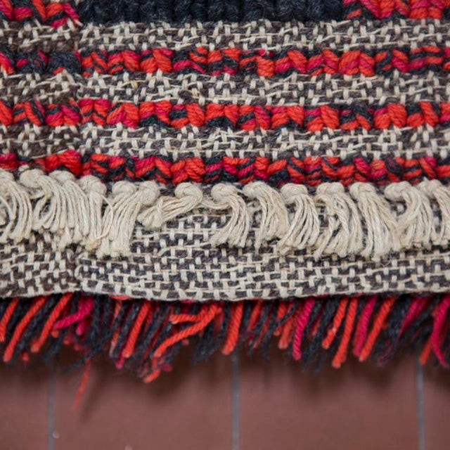 "Textile Marvelous ""Orfeo"" Wool Carpet by Renata Bonfanti For Sale - Image 7 of 8"