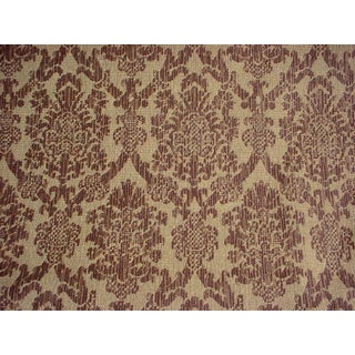 Kravet Lee Jofa Verony Floral Damask Velvet Upholstery Fabric - 10.25 Yards Preview