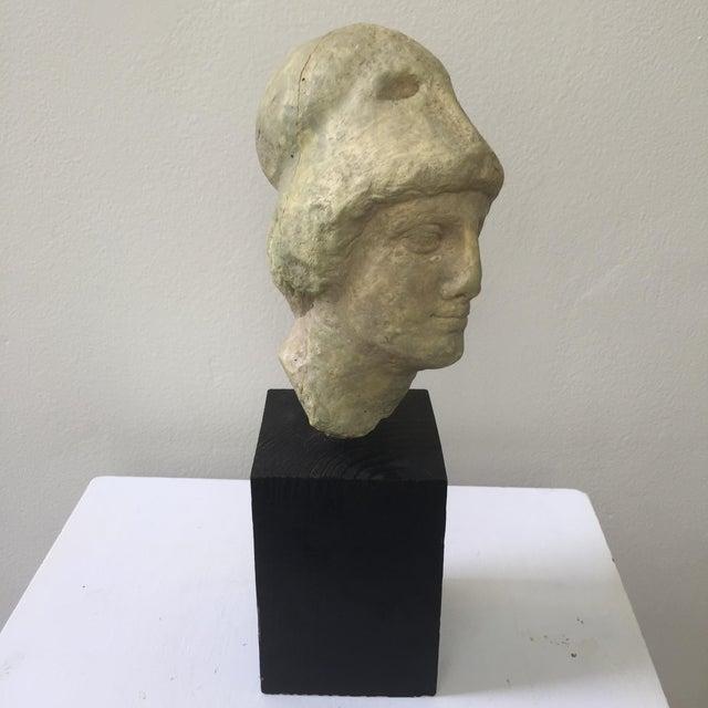 Vintage Bust of Greek Goddess - Image 3 of 3