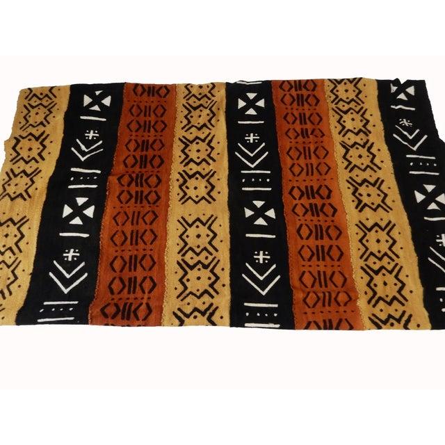 Mali Mud Cloth Textile - Image 2 of 7