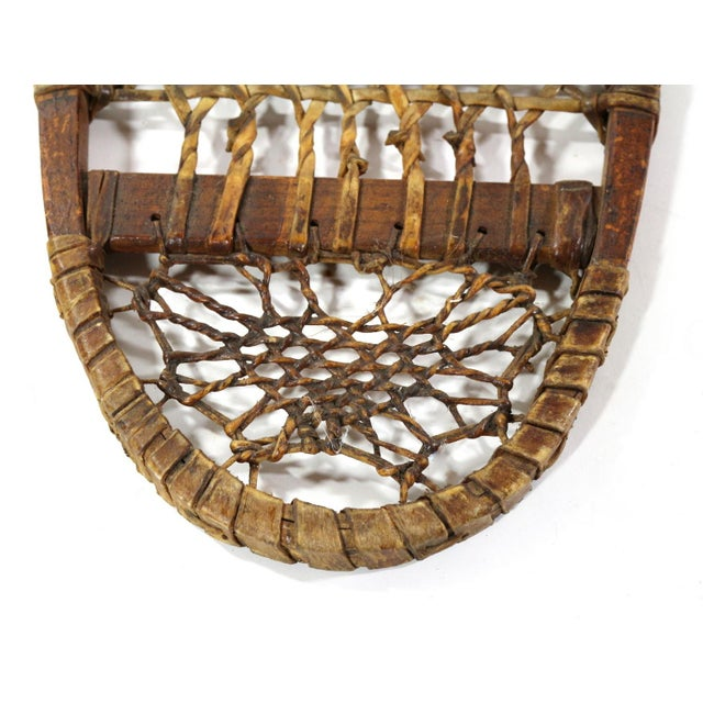 1900s Snowshoes - Image 7 of 8