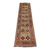 Image of Late 20th Century Vintage Persian Hamadan Runner-5′9″ × 8′ For Sale