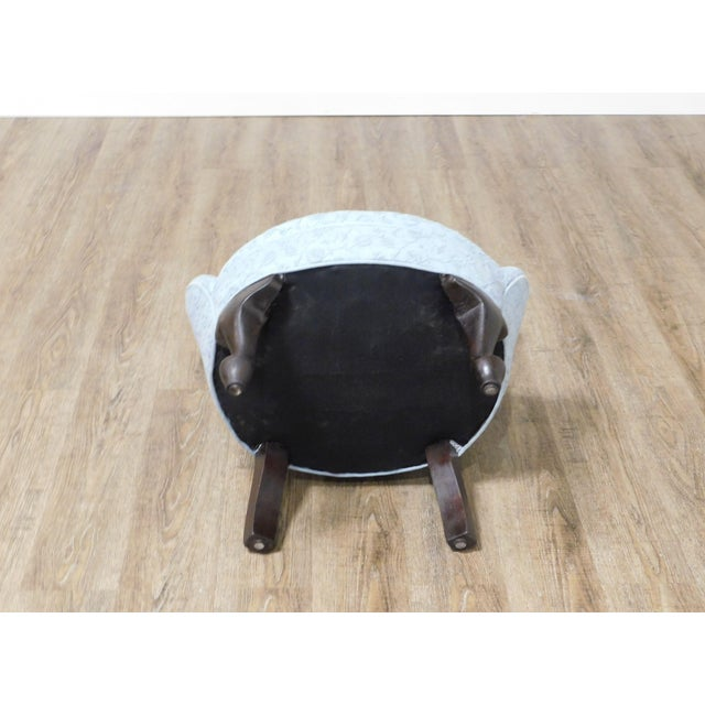 Antique Victorian Childs Slipper Chair For Sale - Image 12 of 13