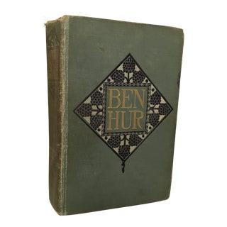 """""""Ben-Hur"""" 1908 Early Edition Book"""