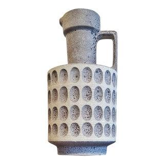 Ü-Keramik (Übelacker) Coinspot Jug Vase Nr. 1527/26 For Sale
