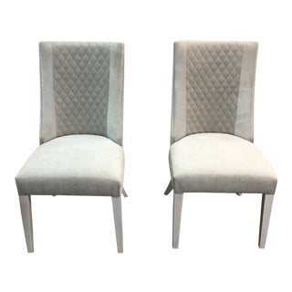 Modern Paradox Dining Chairs - Set of 6 For Sale