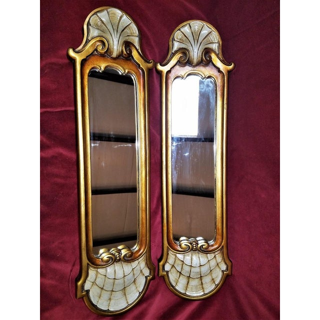 Early 20c Pair of Pier Mirrors by Thorvald Strom For Sale - Image 13 of 14