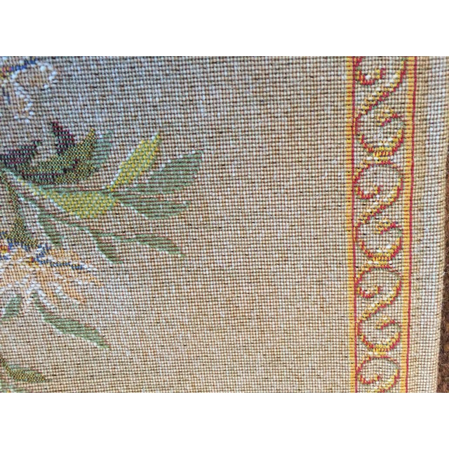 French Baroque Style Tapestry For Sale - Image 4 of 12
