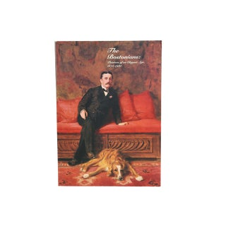 'The Bostonians: Painters of an Elegant Age' Book For Sale