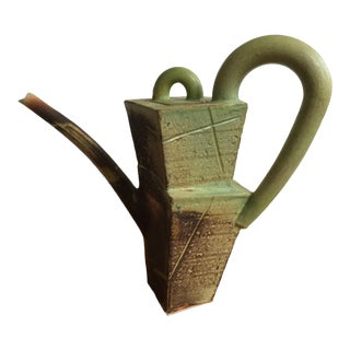 Unique Appalachian Made Tea Pot For Sale
