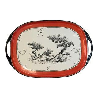 Early 1900's Porcelain Art by Paul Lohman For Sale