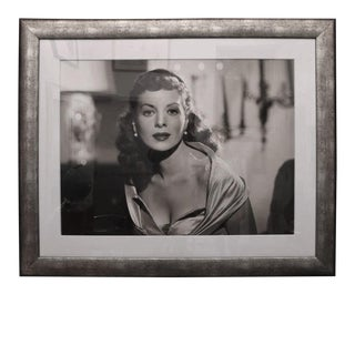 George Hurrell Photograph, Maureen O'hara, 1946 For Sale