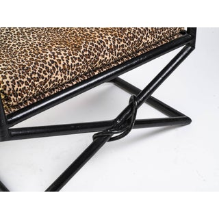 1980s Vintage Metal Bench Preview