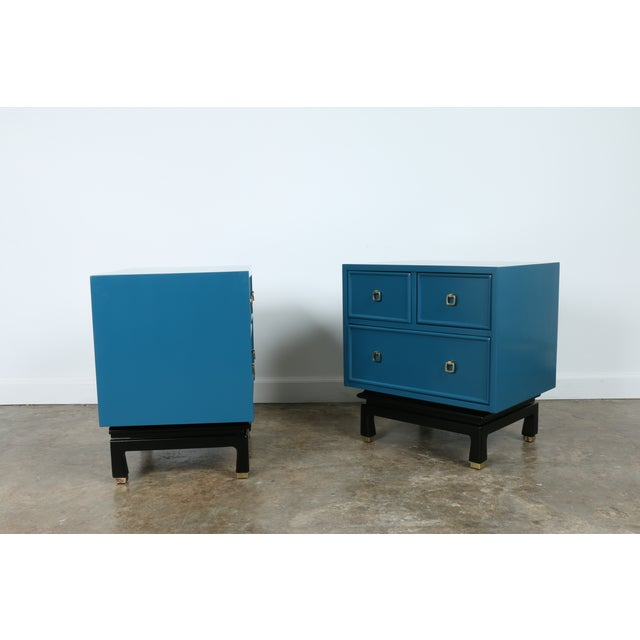 American of Martinsville Nightstands - A Pair - Image 11 of 11