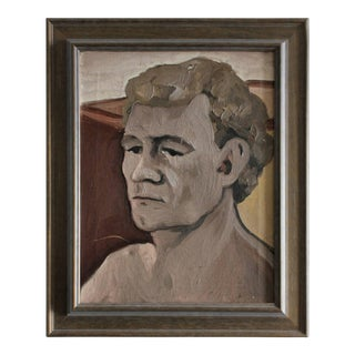 French Impressionist of a Man For Sale