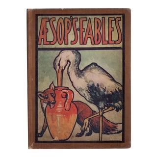 """1925 """"Aesop's Fables"""" Color Plates For Sale"""