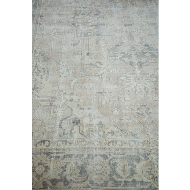 "Distressed Oushak Carpet - 8'9"" X 12'2"" - Image 5 of 10"