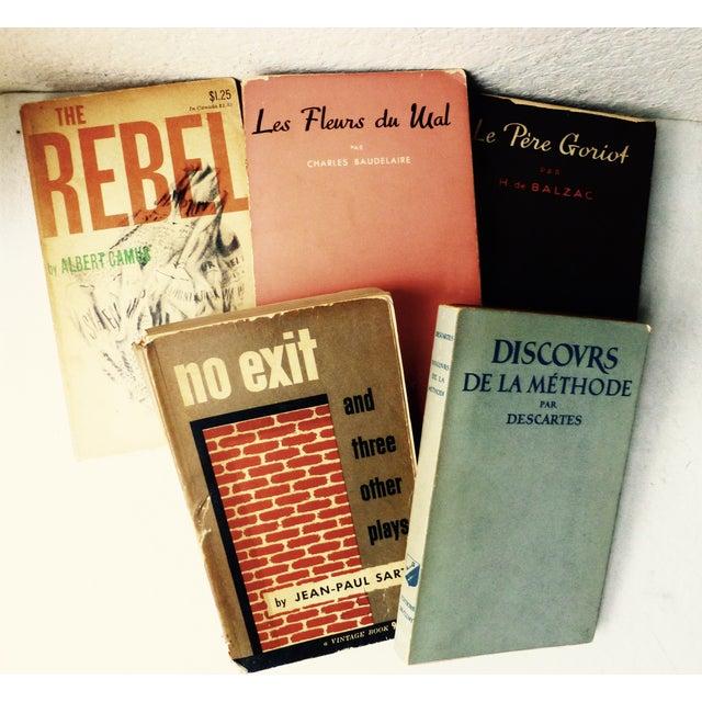 Vintage French Paperback Books - Set of 5 - Image 2 of 9