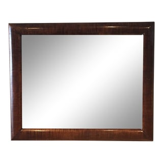 American Empire Wall Mirror For Sale