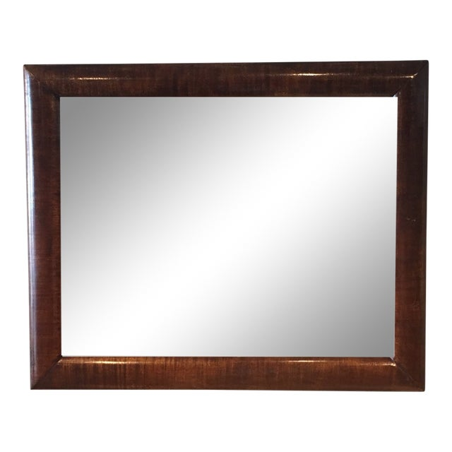 American Empire Wall Mirror For Sale