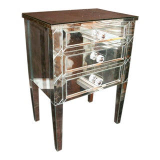 Single Custom X-Front Design Commode For Sale