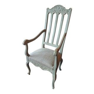 Louis Phillipe French Arm Chair, C. 1900