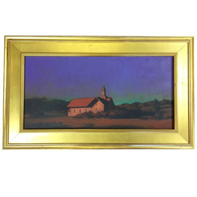 """""""Chapel on the Pond, North Truro"""" Painting - Image 2 of 7"""