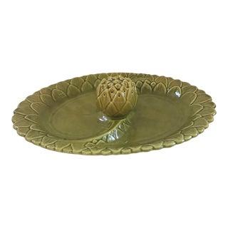 Vintage Belmar of California Artichoke Platter For Sale