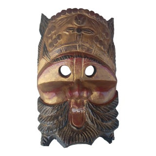 Thai Theater Mask For Sale
