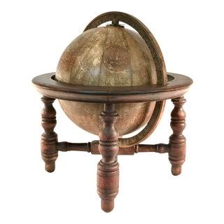 Tabletop Globe in the Georgian Taste For Sale