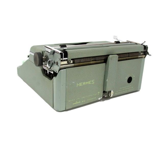 Hermes 2000 Typewriter - Image 3 of 5