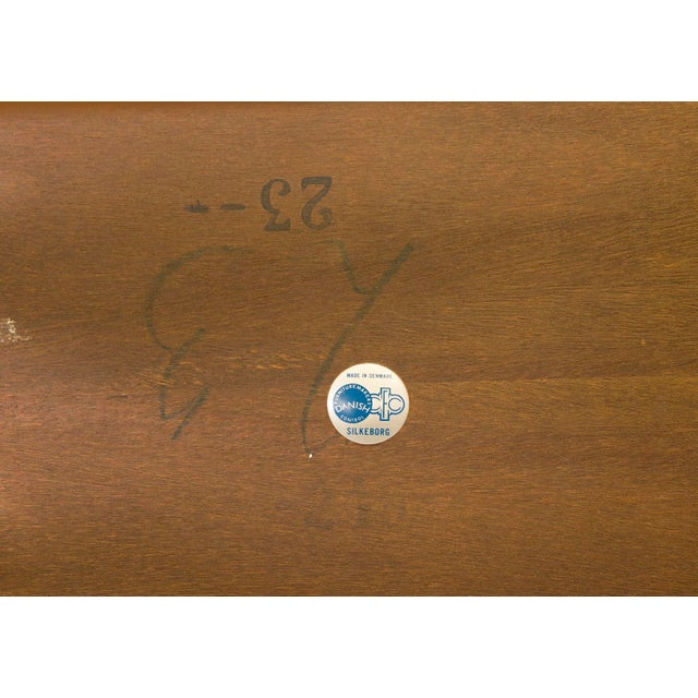 Cfc Silkeborg Rosewood Nesting Tables From Denmark - Set of 3 For Sale - Image 9 of 10